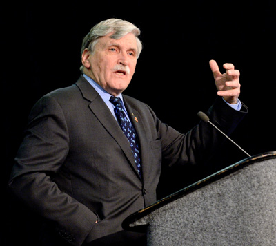 General (Ret'd) Roméo Dallaire