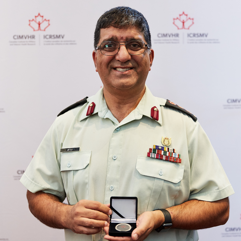 Col Rakesh Jetly